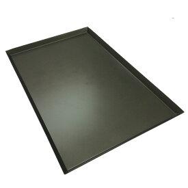 テフロン加工オーブン天板(1.5mm厚) 600×400×20mm【MY11121】