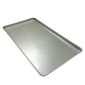 アルミ合金オーブン天板(0.8mm厚) 600×400×30mm【MY11210】