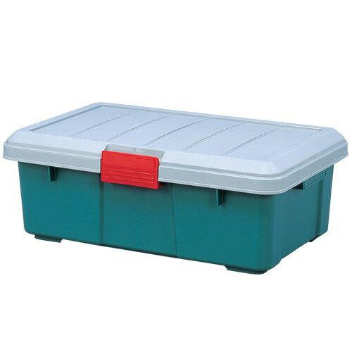 【送料無料】RV BOX 600F グレー/ダークグリーン【収納 カー用品 アウトドア レジャー カー収納 トランク】【アイリスオーヤマ】【RCP】