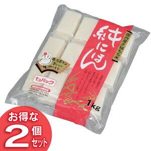 【2個セット】純にほん 国内産水稲もち米使用(シングルパック) 1kg【RCP】