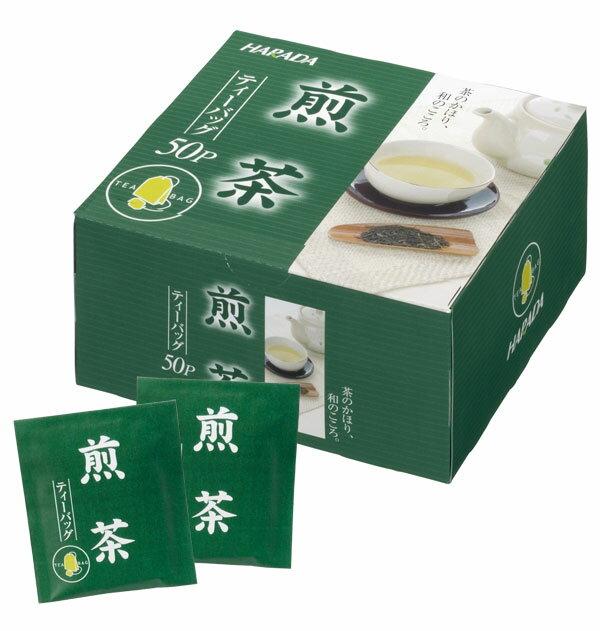 [スマホ限定エントリーでポイント10倍]【275907】徳用煎茶ティーバッグ 50p 1箱【TC】【楽ギフ_包装】【RCP】