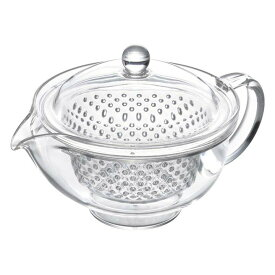 ティーポット(クリアタイプS) FP5149紅茶 耐熱ガラス お茶 おしゃれ 調理器具 キッチン用品 貝印 【D】