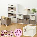 【カラーボックス インナーボックス】 JEJ リバースボックス #10 カラーボックス 収納