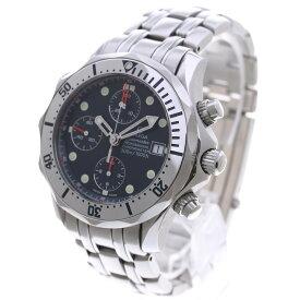 【中古】腕時計 メンズ 男性 オメガ シーマスター クロノグラフ 中古 送料無料 2598.80