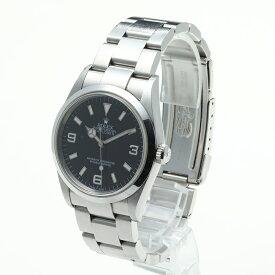【中古】腕時計 メンズ 男性 ロレックス エクスプローラ1 中古 送料無料 14270-70