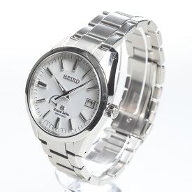 【中古】腕時計 メンズ 男性 グランドセイコー ユーズド 中古 化粧箱付き 保証書付き 送料無料 sbga099