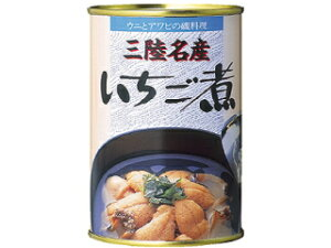 宏八屋 いちご煮缶詰