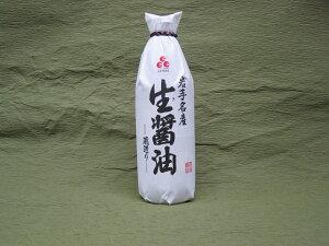 【岩手県_物産展】佐々長醸造生醤油瓶
