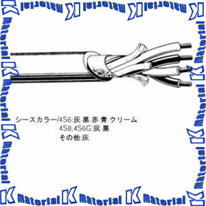 【P】【代引不可】 カナレ電気 CANARE スピーカーケーブル 4心スピーカーケーブル 4S6 100m巻 [KA0098]