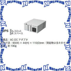 【代引不可】カナレ電気 CANARE 光伝送システム用 電源ユニット 2PS 2スロット AC100V [KA0620]