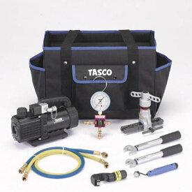 【代引不可】TASCOタスコ R410A/R32据付用スターターキット TA23BC [TAS5195]