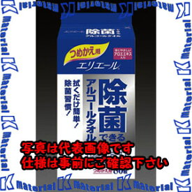 【代引不可】【個人宅配送不可】ESCO(エスコ) 140x200mm アルコールタオル(詰替用/80枚) EA922HC-2[ESC074783]
