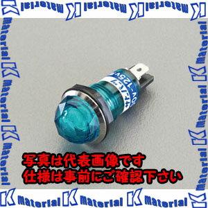 【P】【代引不可】【個人宅配送不可】ESCO(エスコ) φ15.2mm 表示灯ネオンブラケット(緑) EA940DB-61[ESC080404]