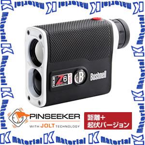 【日本正規品】【在庫有り!】ブッシュネル(Bushnell) ゴルフ用レーザー距離計 ピンシーカースロープツアー Z6 ジョルト