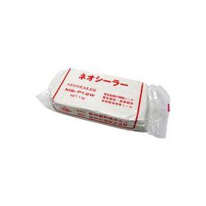 ネオシール(白)(不活性化合成樹脂パテ)MS-F12W 1kg