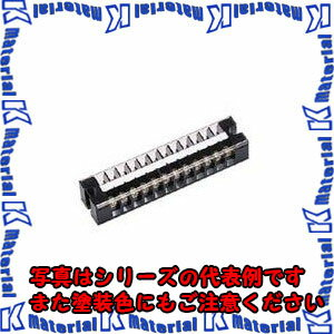 【P】【代引不可】日東工業 TBE-124 (コテイタンシダイ 固定式端子台