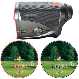 【日本正規品】ブッシュネル(Bushnell)ゴルフ用レーザー距離計ピンシーカープロX2ジョルト(X2ジョルト)(ha1259)