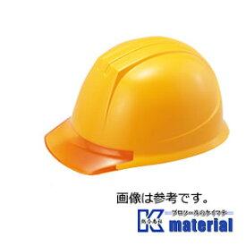 【代引不可】谷沢製作所 タニザワ ST#141-JZV(EPA) 保護帽 ヘルメット 前ひさし141タイプ エアライト 透明ひさし 飛来/墜落/電気 [TZ0497]