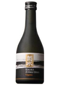菊水 純米吟醸 オーガニック清酒 純米吟醸300ml【純米吟醸】【箱なし】