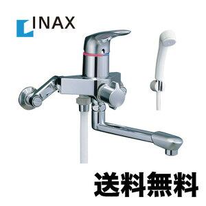 [BF-7135S] INAX イナックス 浴室水栓 シャワー水栓 サーモスタットシャワー金具 シングルレバー 壁付タイプ スプレーシャワー 吐水口長さ:170mm【シールテープ無料プレゼント!(希望者のみ)