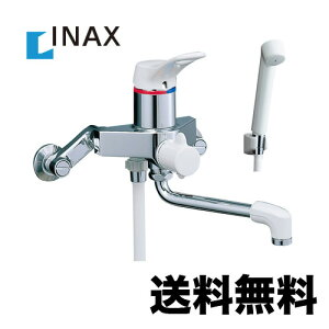 [BF-M135S] INAX イナックス シャワー水栓 サーモスタットシャワー金具 壁付タイプ ミーティスシリーズ スプレーシャワー 吐水口長さ:170mm【シールテープ無料プレゼント!(希望者のみ)※水