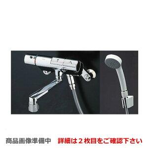 [TMN40TE] TOTO 浴室水栓 サーモスタットシャワー金具(壁付きタイプ) タッチスイッチ水栓 シャワーヘッド:エアイン 【シールテープ無料プレゼント!(希望者のみ)※同送の為開梱します】