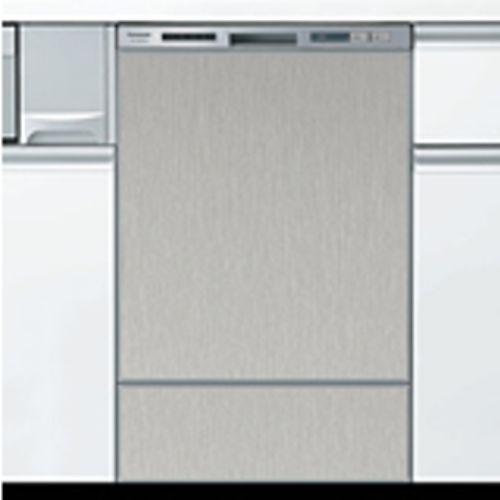 当店オリジナルドアパネルステンレス(ヘアライン縦目)※食器洗い乾燥機本体をご購入のお客様のみの販売となります