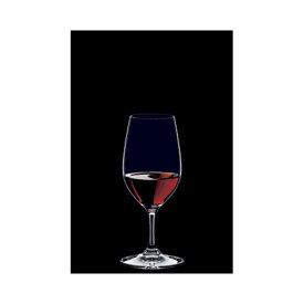 [804] リーデル ワイン ワイングラス ヴィノム ポート 6416/60 (約)口径50X最大径72X高さ166 2脚 240cc 【送料無料】【メーカー直送のため代引不可】