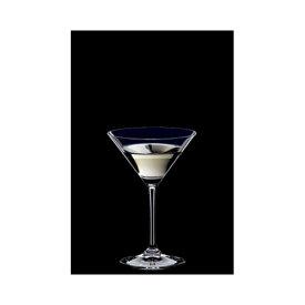 [813] リーデル ワイン ワイングラス ヴィノム マティーニ 6416/77 (約)口径100X最大径100X高さ148 2脚 130cc 【送料無料】【メーカー直送のため代引不可】