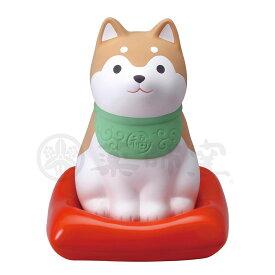 電気を使わない加湿器 可愛い 柴犬/ わんこ日和エコ加湿器(お座り柴犬) /インテリア 置物 プレゼント 贈り物