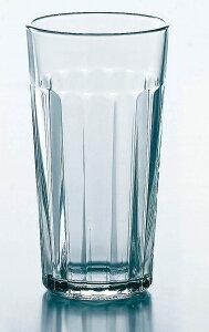 グラス コップ タンブラー/ Libbey(リビー)パネルタンブラー 592cc /業務用 家庭用 お酒 ビール ジュース カクテル デザイン おしゃれ おもてなし
