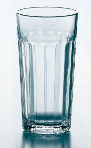 グラス コップ タンブラー/ Libbey(リビー)パネルタンブラー 710cc /業務用 家庭用 お酒 ビール ジュース カクテル デザイン おしゃれ おもてなし