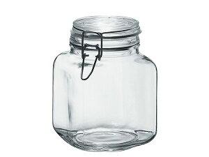 ガラス ボトル キャニスター 保存 容器 瓶 ビン びん 蓋付き 密閉/ プリミツィエ 1700cc /業務用 家庭用 果実酒 調味料 シリアル パスタ 粉類
