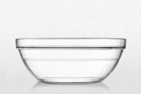 ガラス 鉢 強化/ デュラレックス DURALEX リススタックボウル 9cm ガラス DURALEX /業務用 家庭用 サラダ フルーツ カフェ おしゃれ