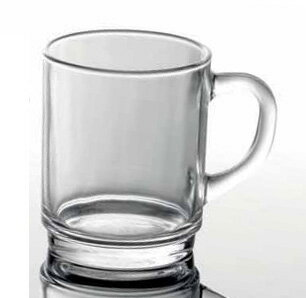 【冬のあったかポイント10倍キャンペーン対象品】熱湯 レンジ 食洗機OK デュラレックス ベルサイユスタックマグ ガラス マグカップ DURALEX