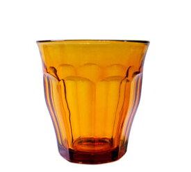 ガラス グラス コップ タンブラー 強化/ 熱湯 レンジ 食洗機OK デュラレックスピカルディアンバー 250cc グラス タンブラー DURALEX /業務用 家庭用 カフェ