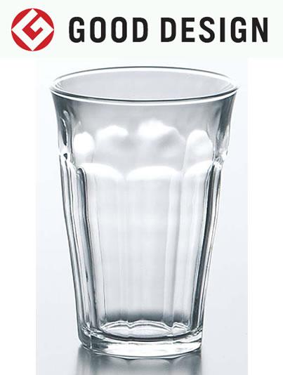 DURALEX デュラレックス ピカルディ 360cc グラス タンブラー