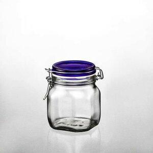 瓶 キャニスター 保存 容器 ガラス ジャー 密閉/ フィド750cc /業務用 厨房用 家庭用 梅酒 ジャム 酵母 ピクルス パスタ 乾物 コーヒー豆 キッチン 雑貨 小物