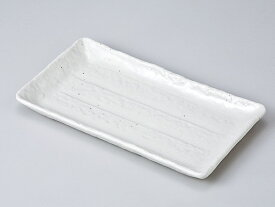 和食器 焼物皿/ 白釉焼物皿 /焼き物皿 ステーキ皿 焼き魚 焼き鳥 串カツ 業務用 家庭用 Plate for Grilled Food