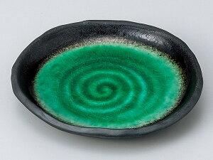 和食器 和皿 小皿 大皿 中皿/ 深海6.0多用皿 /おしゃれ 陶器 業務用 家庭用 Japanese Plate