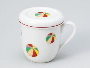 マグカップ 蓋付/ 夢風船蓋付マグ /紅茶 ハーブティー 家庭用 業務用 ギフト プレゼント 贈り物