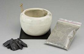/ 火鉢っ子(小)かすみ白 /和食器