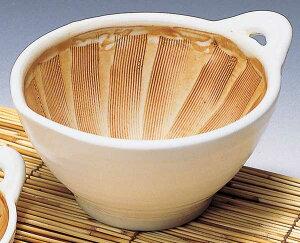 ごま 納豆 味噌/ 白 片口納豆鉢(L) /陶器 卓上小物 テーブルウェア