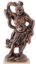 陶器の仏像 金仁王大 ウ