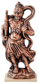陶器の仏像 金仁王中 ア