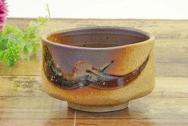 信楽織部抹茶碗