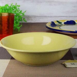 7インチ 朝食 オートミール シリアル スープ/ パステルカラー 17cmクープ<イエロー> /業務用 家庭用 大量購入歓迎