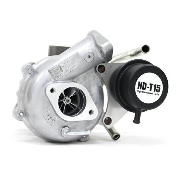 ジムニー スープアップ 吸気 エンジン ハイパフォーマンス タービン 「HD-T157」 JB23 5型以降用