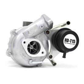 ジムニー スープアップ 吸気 エンジン ハイパフォーマンス タービン 「HD-T157」 JB23 5型以降用 [K-Products]