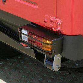 ジムニー エクステリア リアランプボックス用ランプガード 左右セット SJ30 JA11 JA12 JA22 アピオ APIO